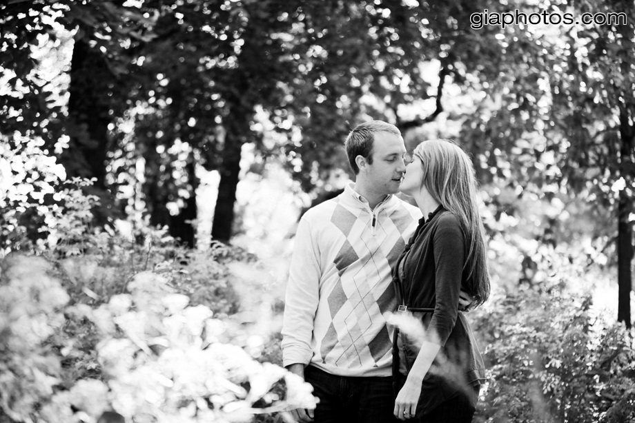 chicago wedding engagement photographer