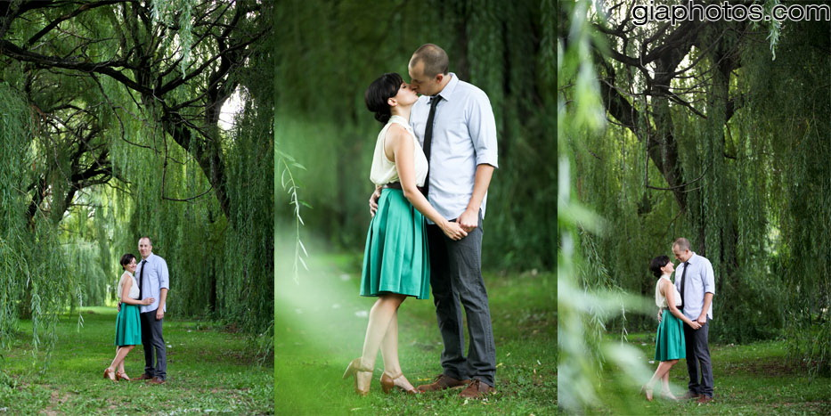 Chicago Wedding Engagement Photographer Gia Photos