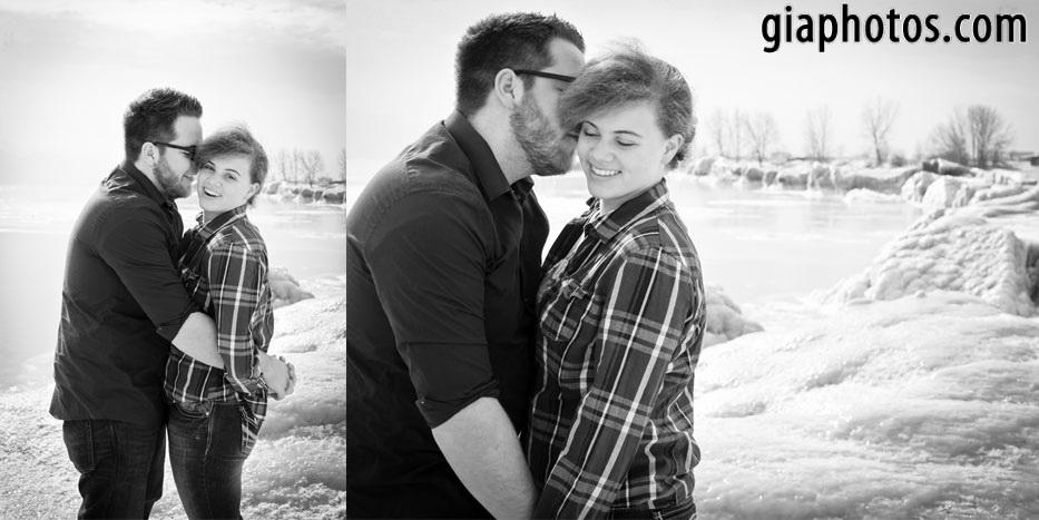 Chicago Wedding Engagement Photographer Gia Photos